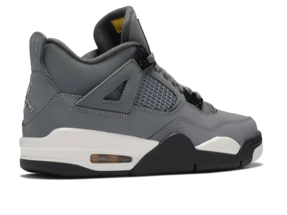 AIR JORDAN 4 RETRO GS 'COOL GREY'