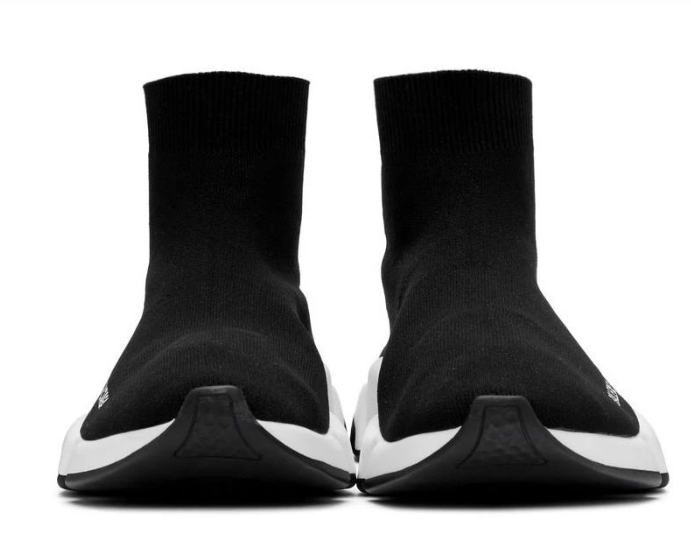 Balenciaga Speed trainer Black White