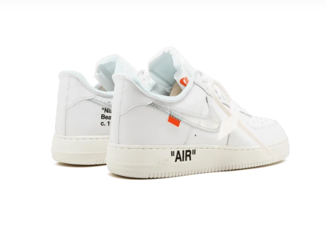 Air Force 1 Low OFF white complex con