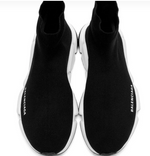 Charger l'image dans la galerie, Balenciaga Speed trainer Black White