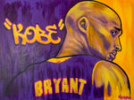 """KOBE"" Original Artwork"