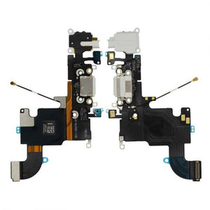 "Charging Dock Headphone Jack Flex Cable for the iPhone 6S (4.7"")"