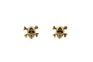 Skull and Crossbones Cufflinks