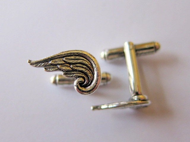 Angel Wing Cufflinks
