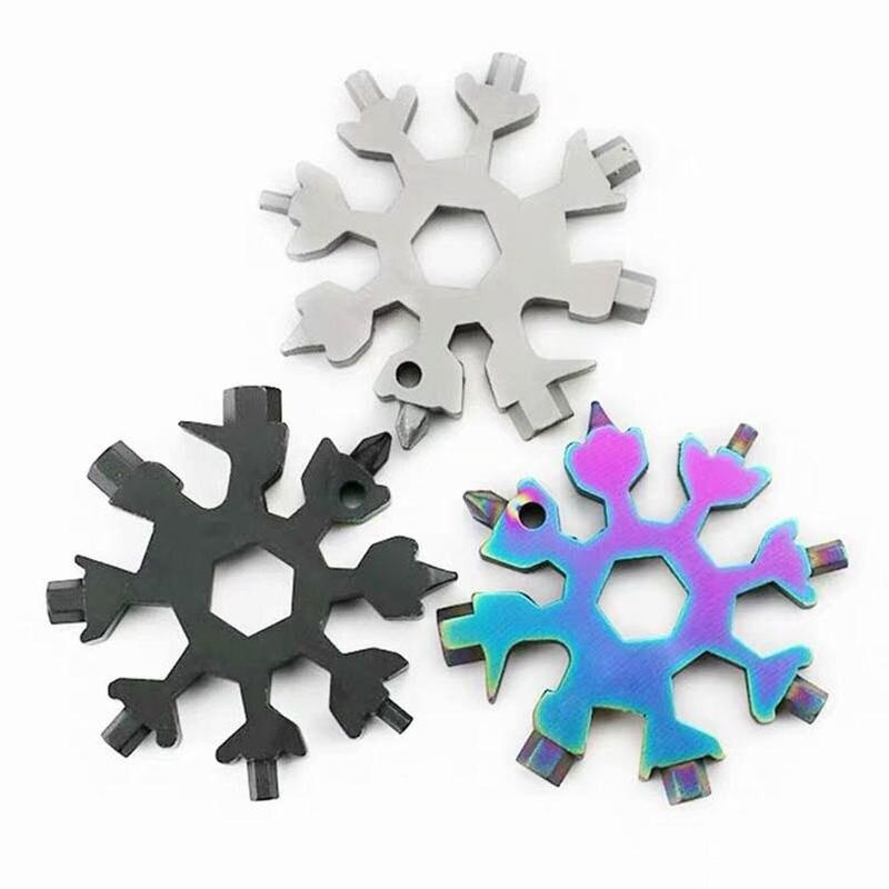 18 In 1 Snowflake Multi-tool - 142001 - Dandy Owl