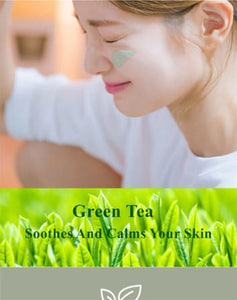 Green Tea blackhead Mask - 200001255 - Dandy Owl