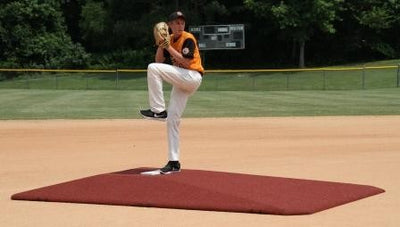 "TAPERED GAME MOUND (ADULT 8"")-PROPER PITCH-Home Team Sports & Apparel"