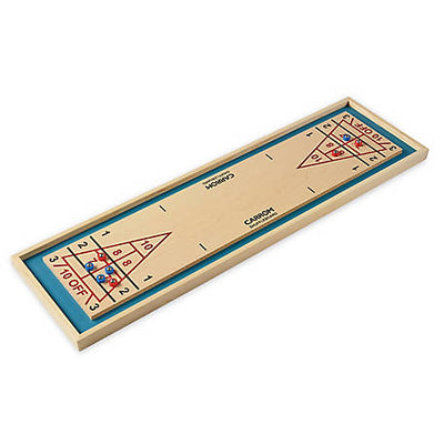 SHUFFLEBOARD GAME-CARROM COMPANY-Home Team Sports & Apparel