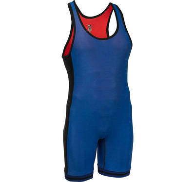CUSTOM TEAM LYCRA SINGLET #43, COMPRESSION GEAR (XXL-XXXL)-CLIFF KEEN ATHLETIC-Home Team Sports & Apparel