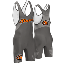 CUSTOM TEAM SUBLIMATED SINGLET (XXXS - XL)-CLIFF KEEN ATHLETIC-Home Team Sports & Apparel