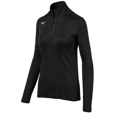 ALPHA 1/2 ZIP WOMENS-MIZUNO USA-Home Team Sports & Apparel