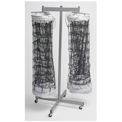DOUBLE NET-STORAGE RACK-TANDEM SPORT-Home Team Sports & Apparel