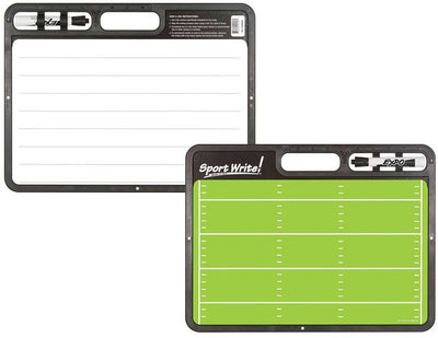 COACHES BOARDS (PRO FOOTBALL)-SPORT WRITE-Home Team Sports & Apparel