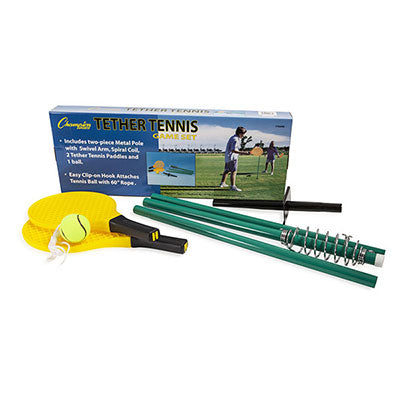 CHAMPION TETHER TENNIS GAME SET-CHAMPION SPORTS-Home Team Sports & Apparel