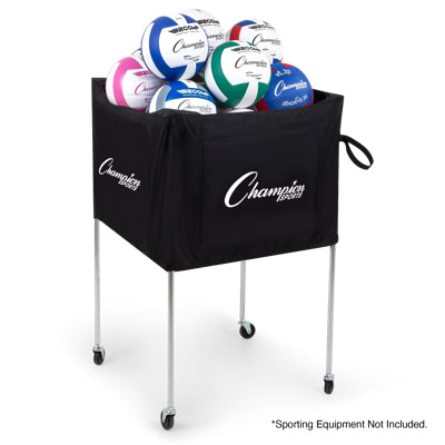 FOLDING BALL CART-CHAMPION SPORTS-Home Team Sports & Apparel