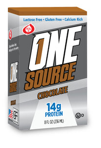 ONEsource™ - Chocolate - Case of 27 - Free Shipping