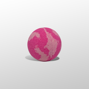 Round Bath Bomb - Musk Sticks