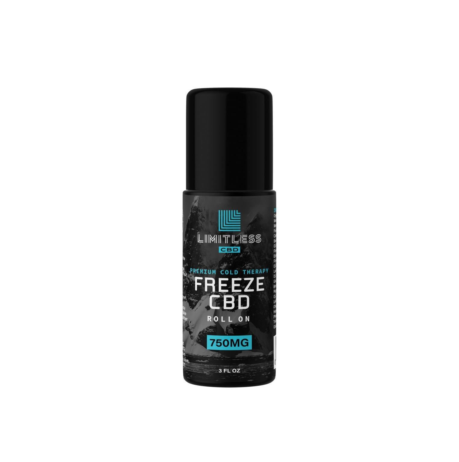 Limitless CBD Freeze Roll-On