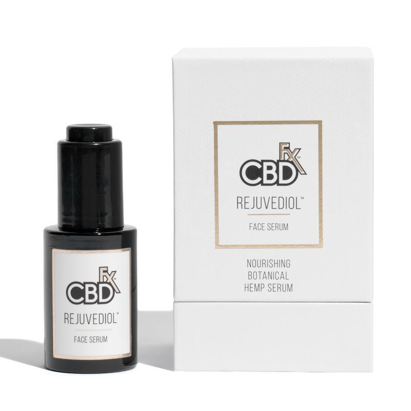 CBDfx Rejuvediol Face Oil Serum 250 mg