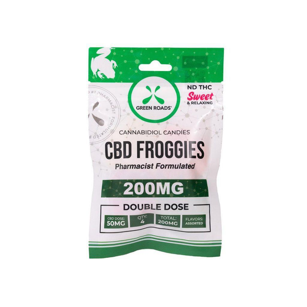 Green Roads Froggies CBD Edibles