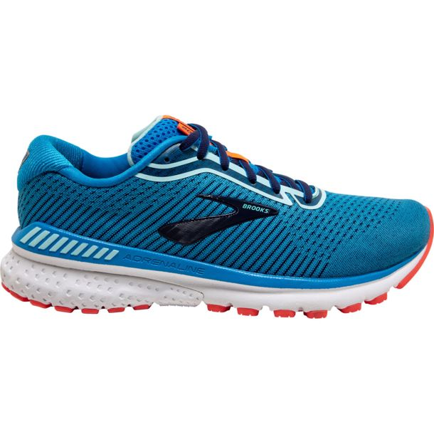 Brooks Adrenaline GTS 20 I Blue / Navy / Coral
