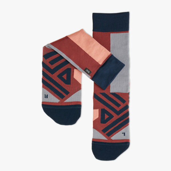 On High Sock I Ox / Navy