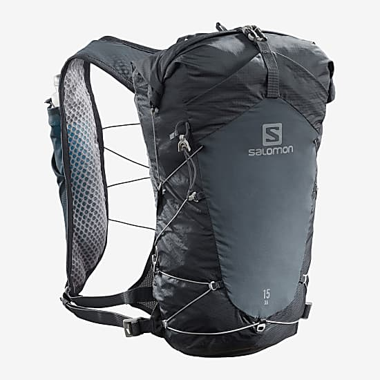 Salomon Trailrunningrucksack 15 XA / BLack