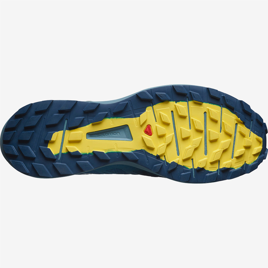 Salomon Sense Ride 3 I Lyons Blue / Smoke Blue / Lemon Zest