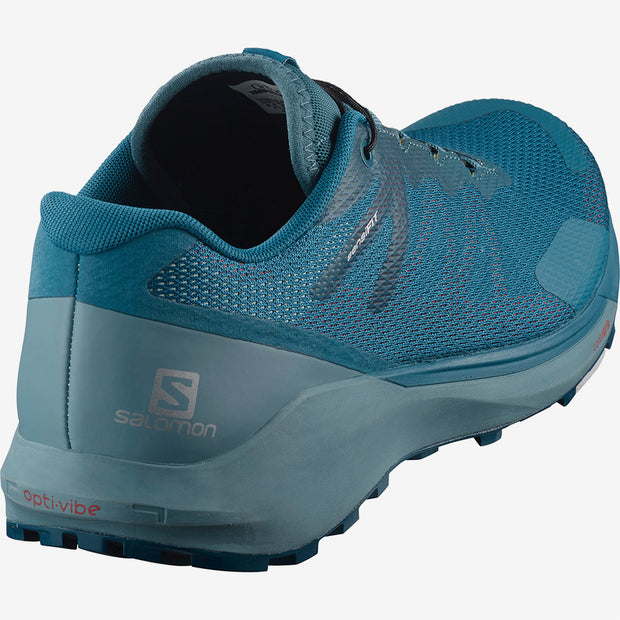Salomon Sense Ride 3 I Lyons Blue / Smoke Blue / Lemon Zest I Men