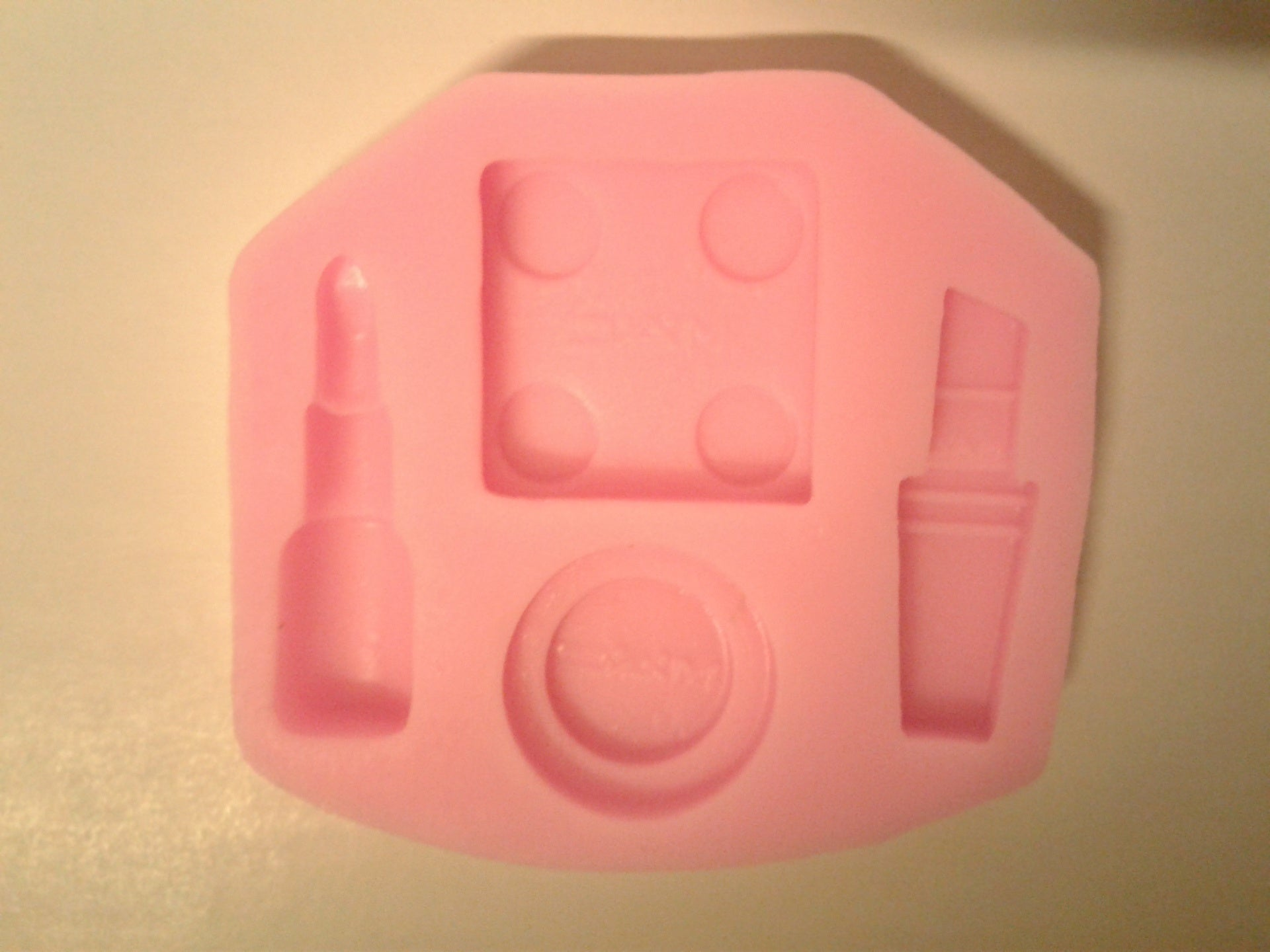 Mac Makeup Silicone Mold