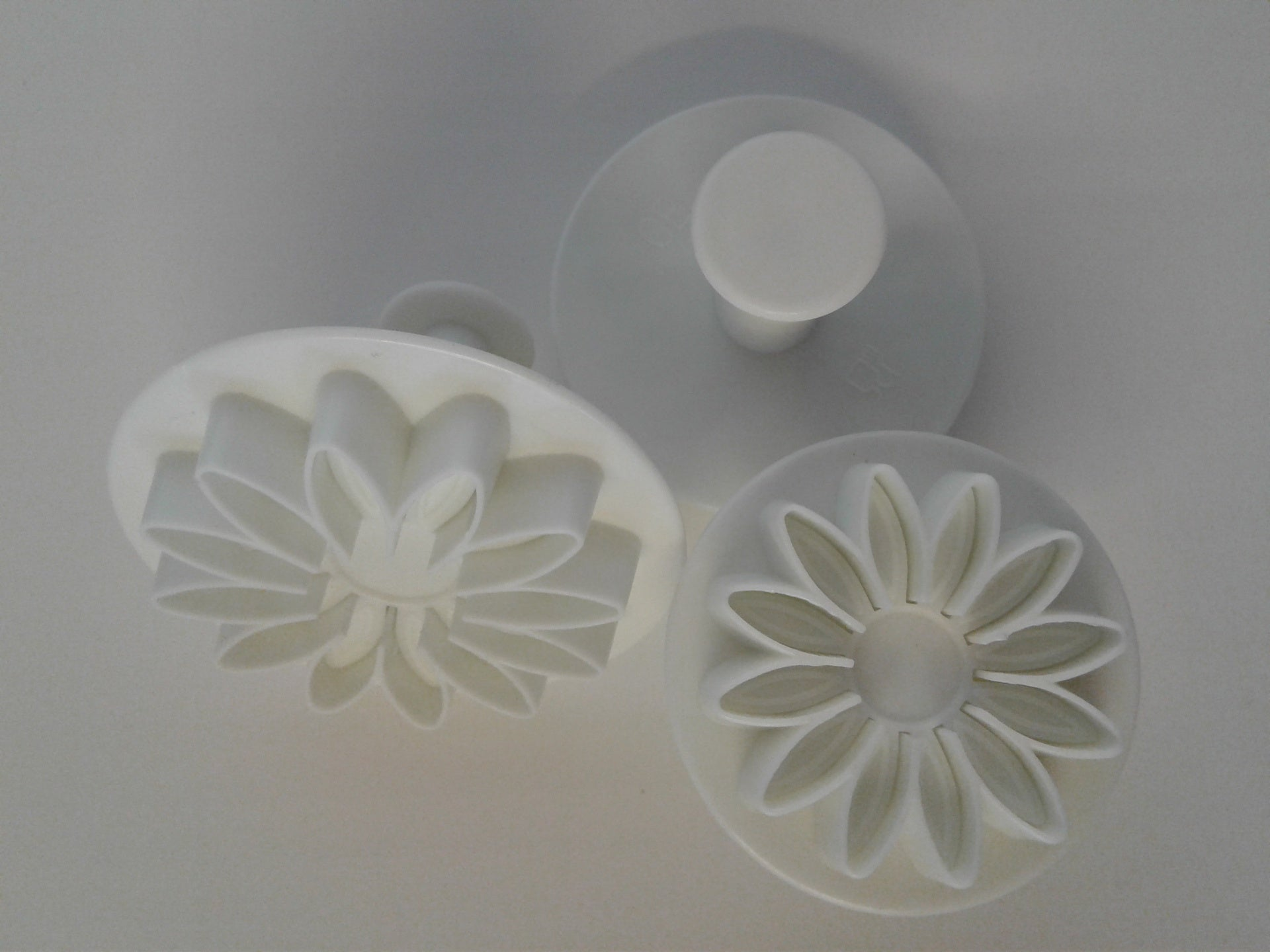 Sunflower Plunger Cutter 3 Piece
