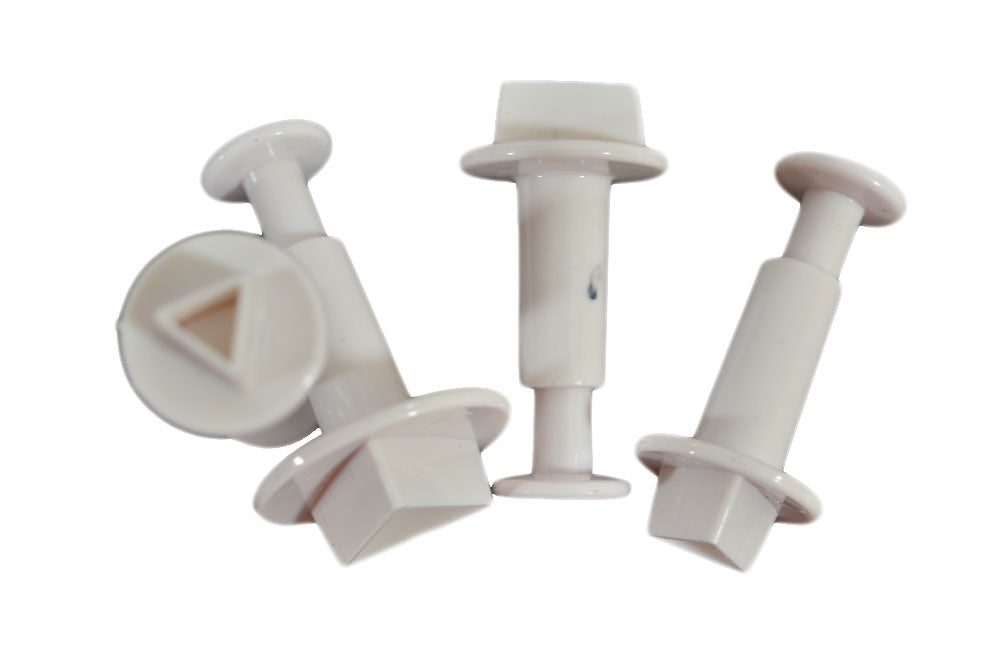 Triangle 4pc Plunger Cutter