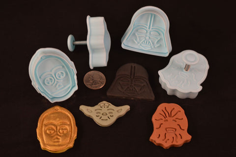 Star Wars Plunger Cutter