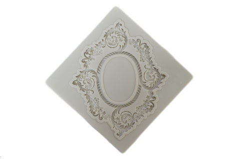 Picture / Mirror Frame Silicone Mold Style 110