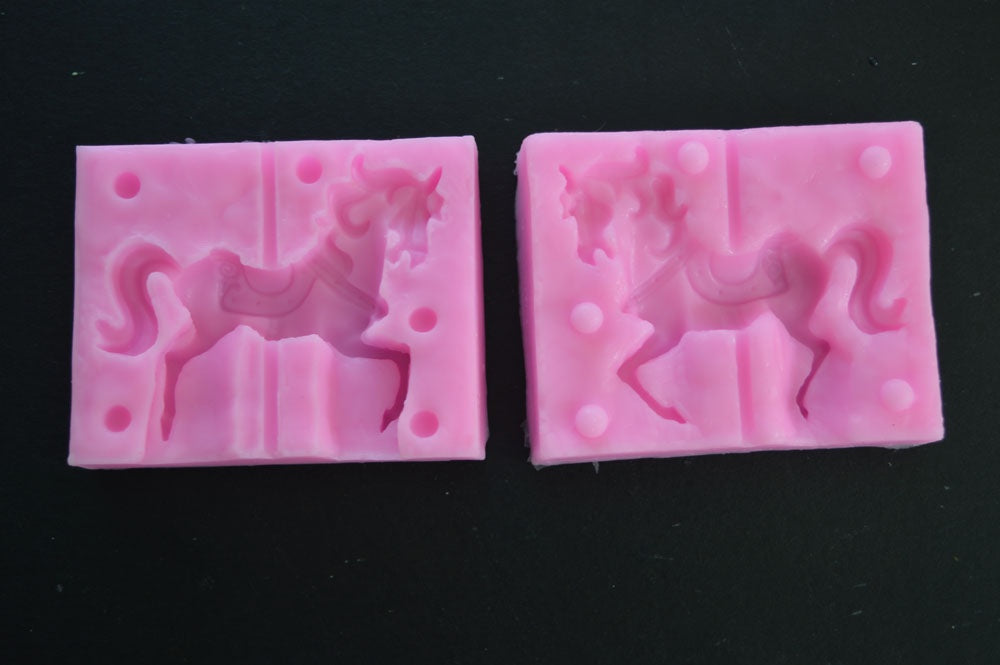 Carousel 3D Silicone Mold