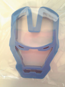 Iron Man Cookie Cutter