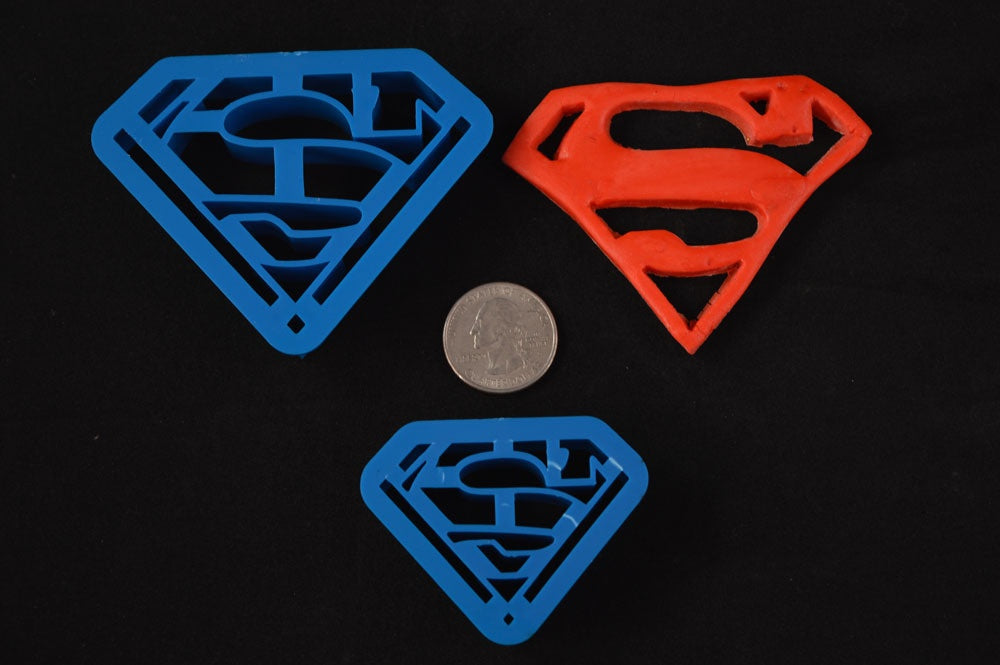 Superman Cutter 2 Piece