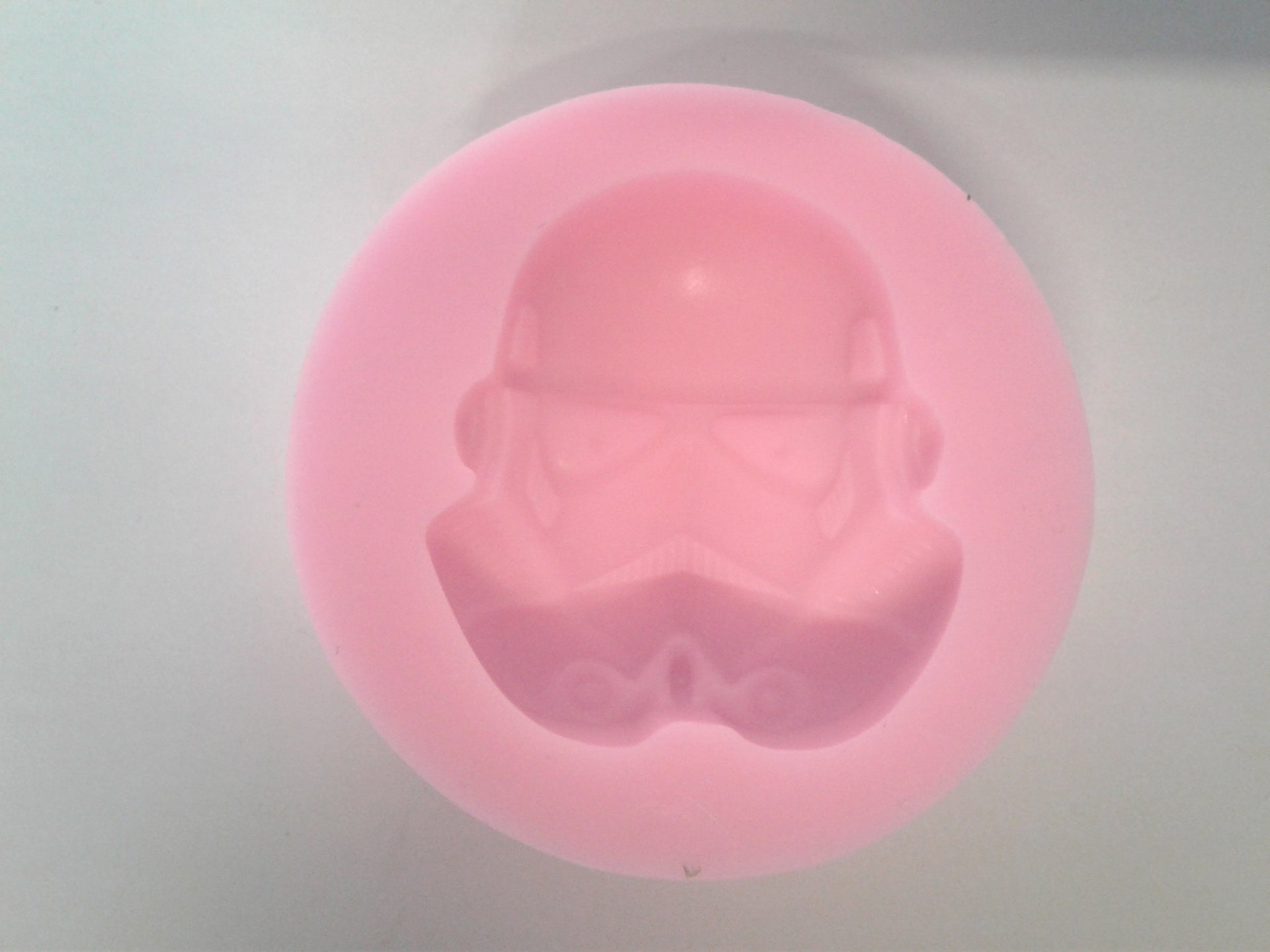 Star Wars Storm Trooper Silicone Mold