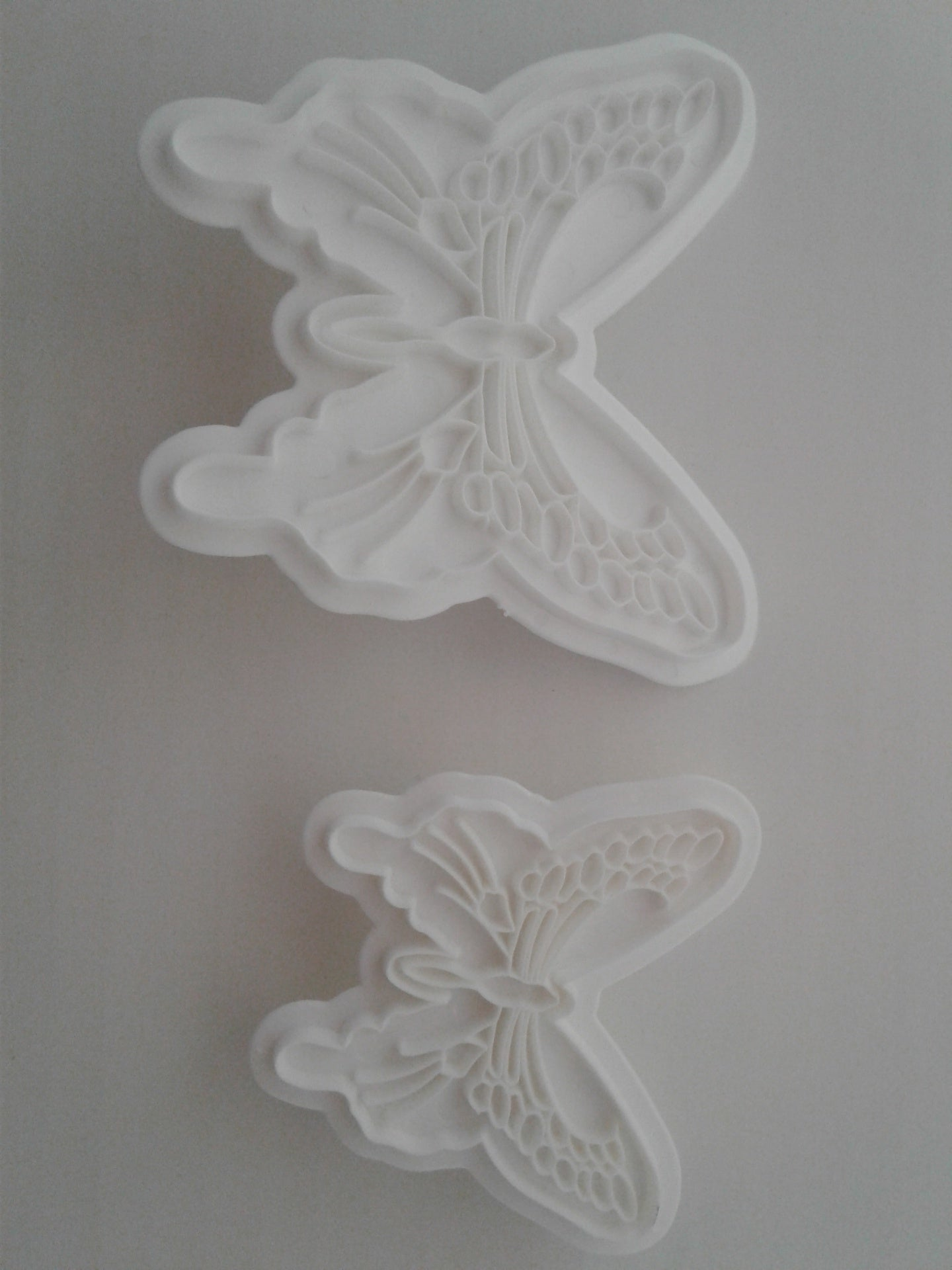 Large Butterfly Embosser 2 Piece