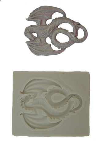 Dragon Silicone Mold