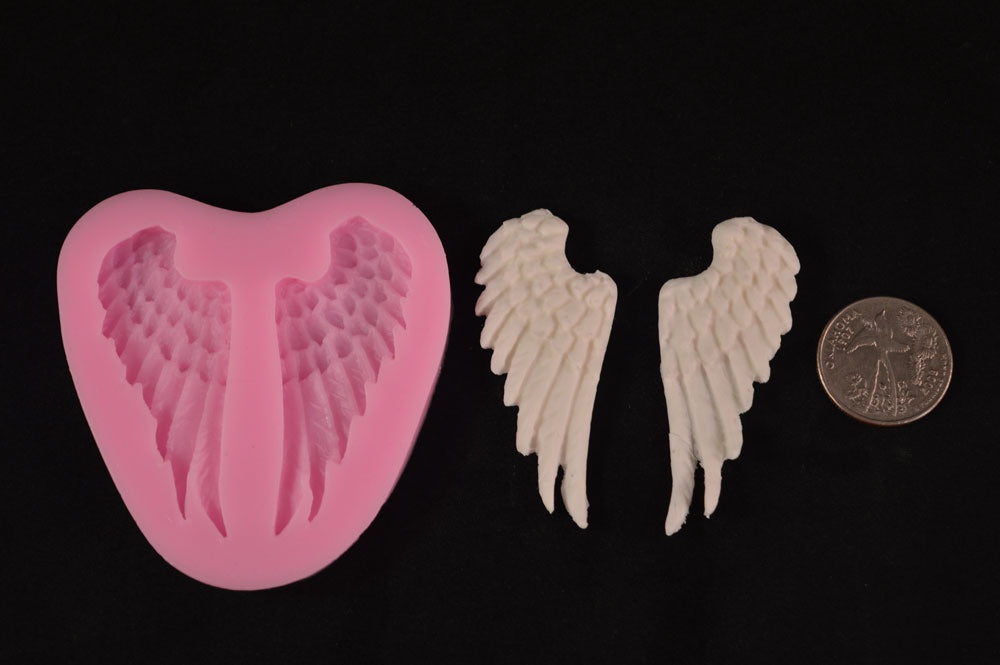 Angel Wings Silicone Mold