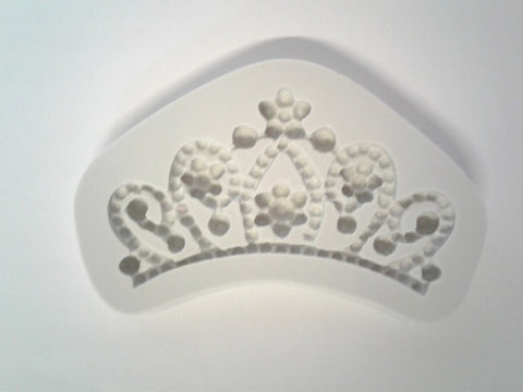 Studded Crown Silicone Mold