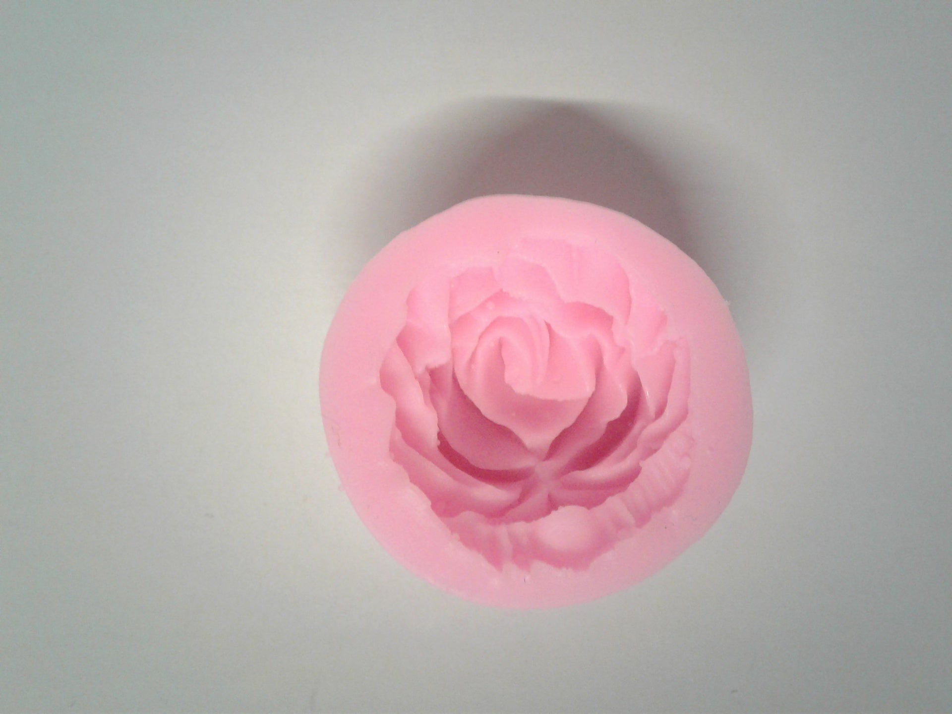 Rose Small 3d Silicone Mold