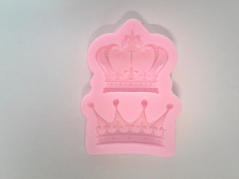 Medium Crown Mix Silicone Mold
