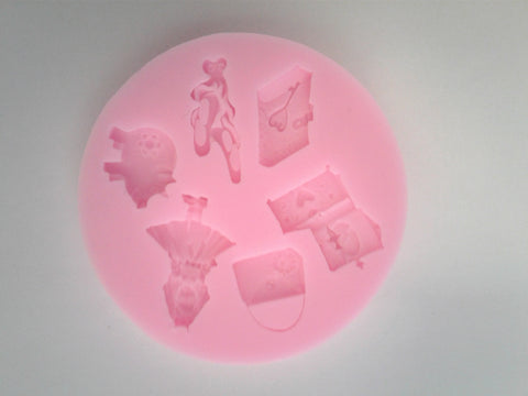 Dress-up Silicone Mold