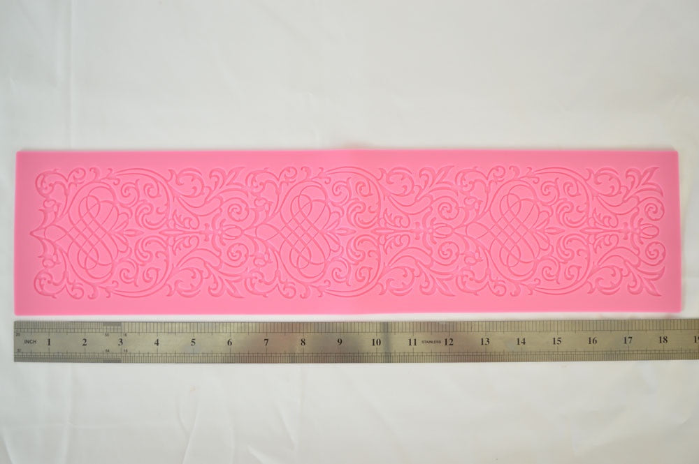 Filigree Silicone Lace Mat