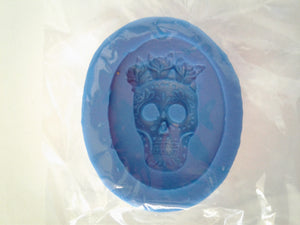 Mini Sugar Skull Silicone Mold