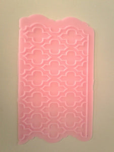 Repeating Design 1 Silicone Impression Mat