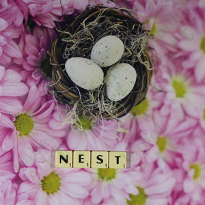 Our Nest - Scrabble