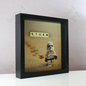 Storm - Scrabble Word Art